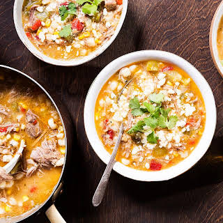 Pork Posole (Pork and Hominy Soup).
