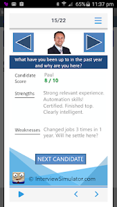 Download Interview Simulator Premium APK latest version 3 5 for android  devices