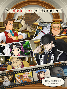 Ace Attorney: Dual Destinies Screenshot