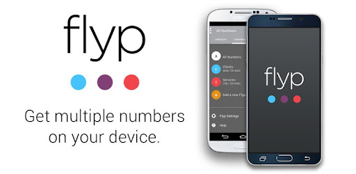 Flyp - Multiple Phone Numbers - Apps on Google Play
