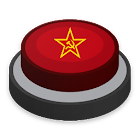 Communism USSR Button icon