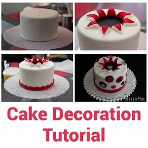 Download Cake Decoration Tutorial 2017 for PC