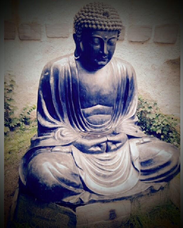 statua del Buddha di toffiepassione