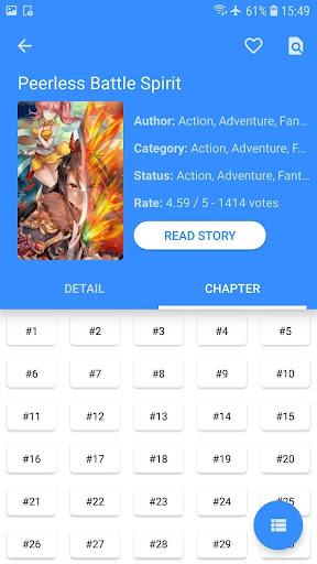 Manga Rock screenshot 1