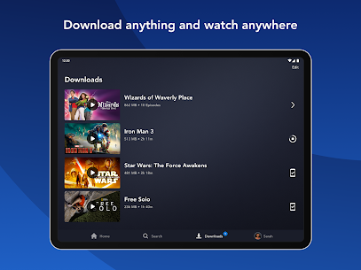 Disney Plus MOD APK 1.2.1 ( Free Premium Subscription ) 9