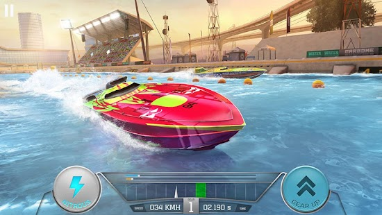 Top Boat: Racing Simulator 3D- screenshot thumbnail