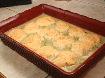 Chicken And Dumpling Casserole Recipe