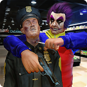 City Supermarket Clown Robbery