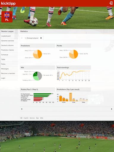 Kicktipp - Football predictor game and more  screenshots 15