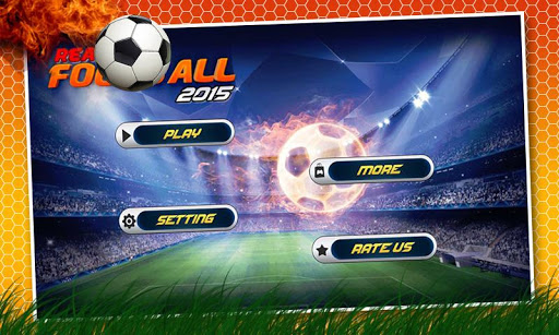 Real Football Play Soccer 2015