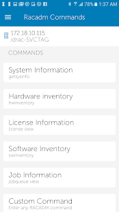 OpenManage Mobile – Apps on Google Play