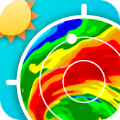 Weather Radar Free Icon