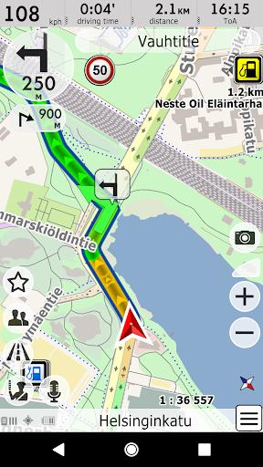 bGEO GPS Navigation 11.1.170 screenshots 1