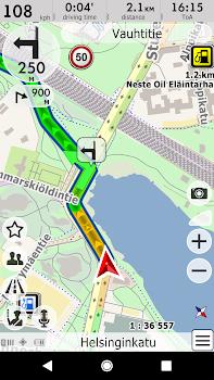 bGEO GPS Navigation