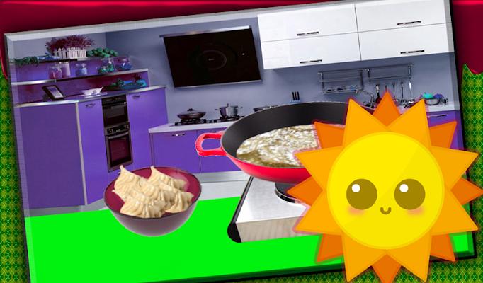 Dumplings Cook - screenshot