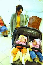 Photo: Zwillinge im APH!
