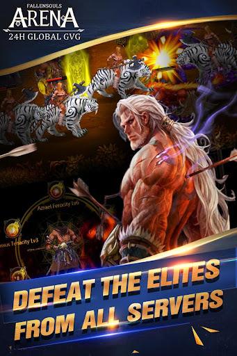 FallenSouls - Dragon Battle screenshot 2