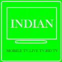 Indian Mobile TV:Live TV,HD TV icon