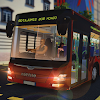 Euro Real Coach Bus Simulator 17 - Parking Driver