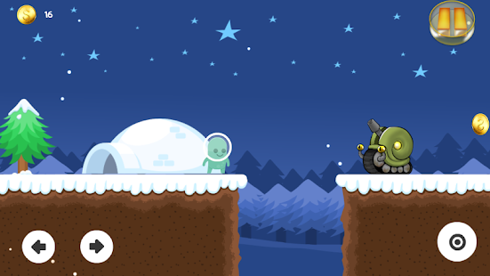 Alien's Adventures - náhled