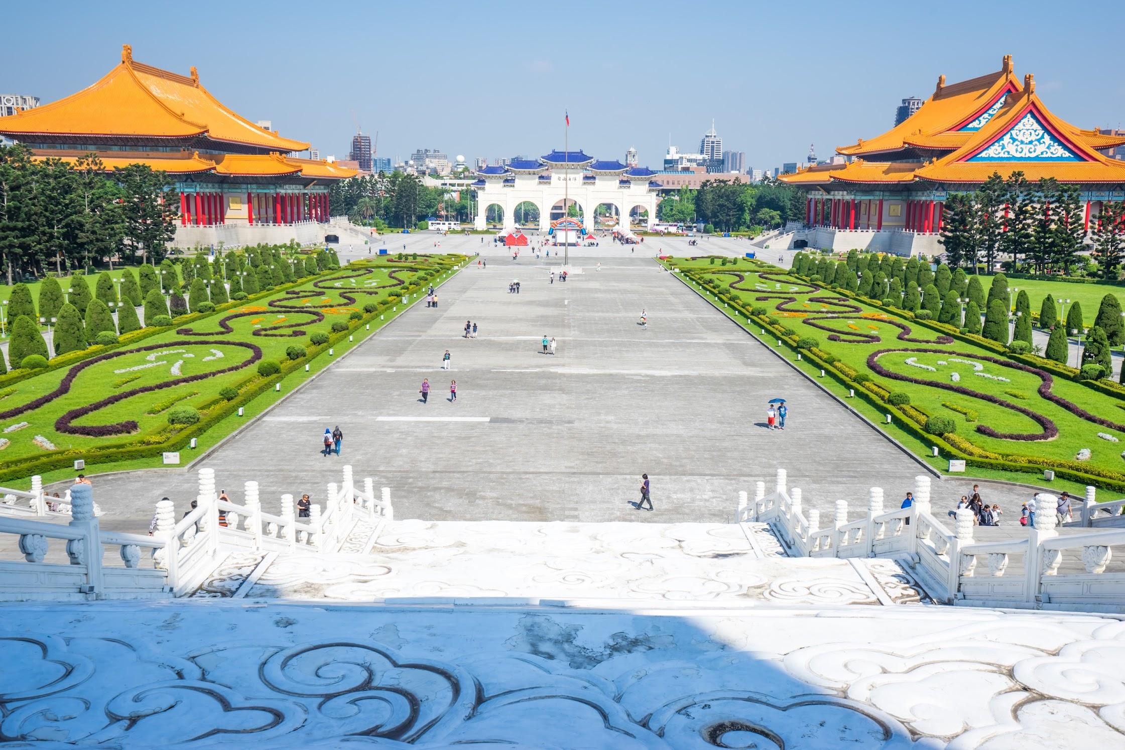 台北 中正紀念堂3