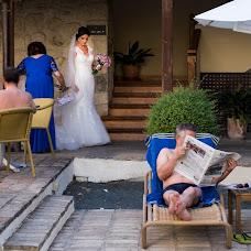 Wedding photographer Tomás Navarro (TomasNavarro). Photo of 30.08.2017