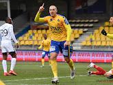 Michael Frey speelde een uitstekende wedstrijd voor Waasland-Beveren tegen Eupen