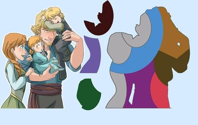 junior Princess Puzzle - screenshot