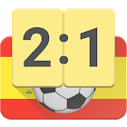 Live Scores for La Liga Santander 2018/2019 icon
