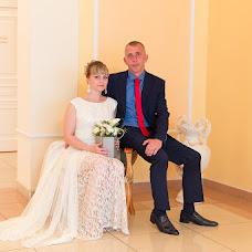 Wedding photographer Kristina Vikulova (Fotogloss). Photo of 14.11.2016