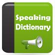 Speaking Dictionary icon
