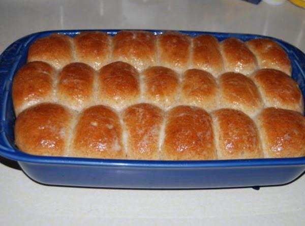 Jodie's Dinner Rolls Recipe
