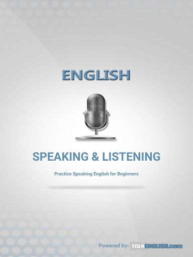 English Speaking Practice 1.1.6 Screenshots 8
