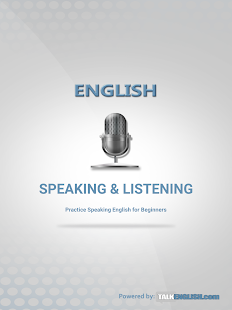 App English Speaking Practice APK for Windows Phone
