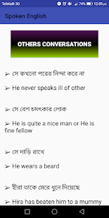 Download Spoken English For PC Windows and Mac apk screenshot 5