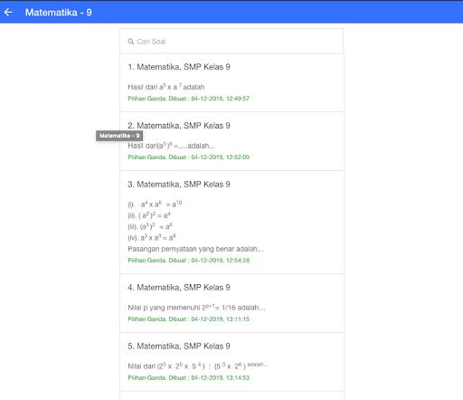 SMPN 10 PALEMBANG screenshot 7