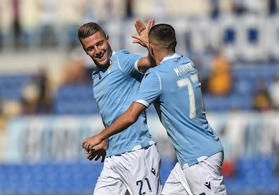 Adam Marusic et Sergej Milinkovic-Savic sont dans le viseur du..PSG