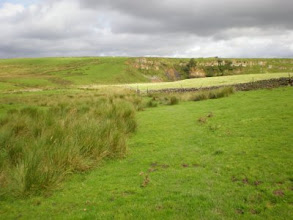 Photo: PW - From Tan Hill to Middleton in Teesdale: Bog Scar