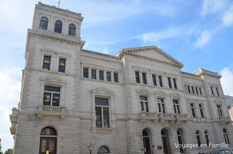 Post office and courthouse Charleston