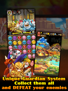 Puzzle Guardians- screenshot thumbnail