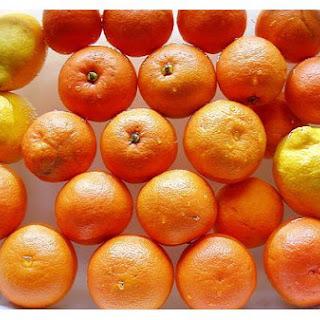 Orange Lemon Marmalade.