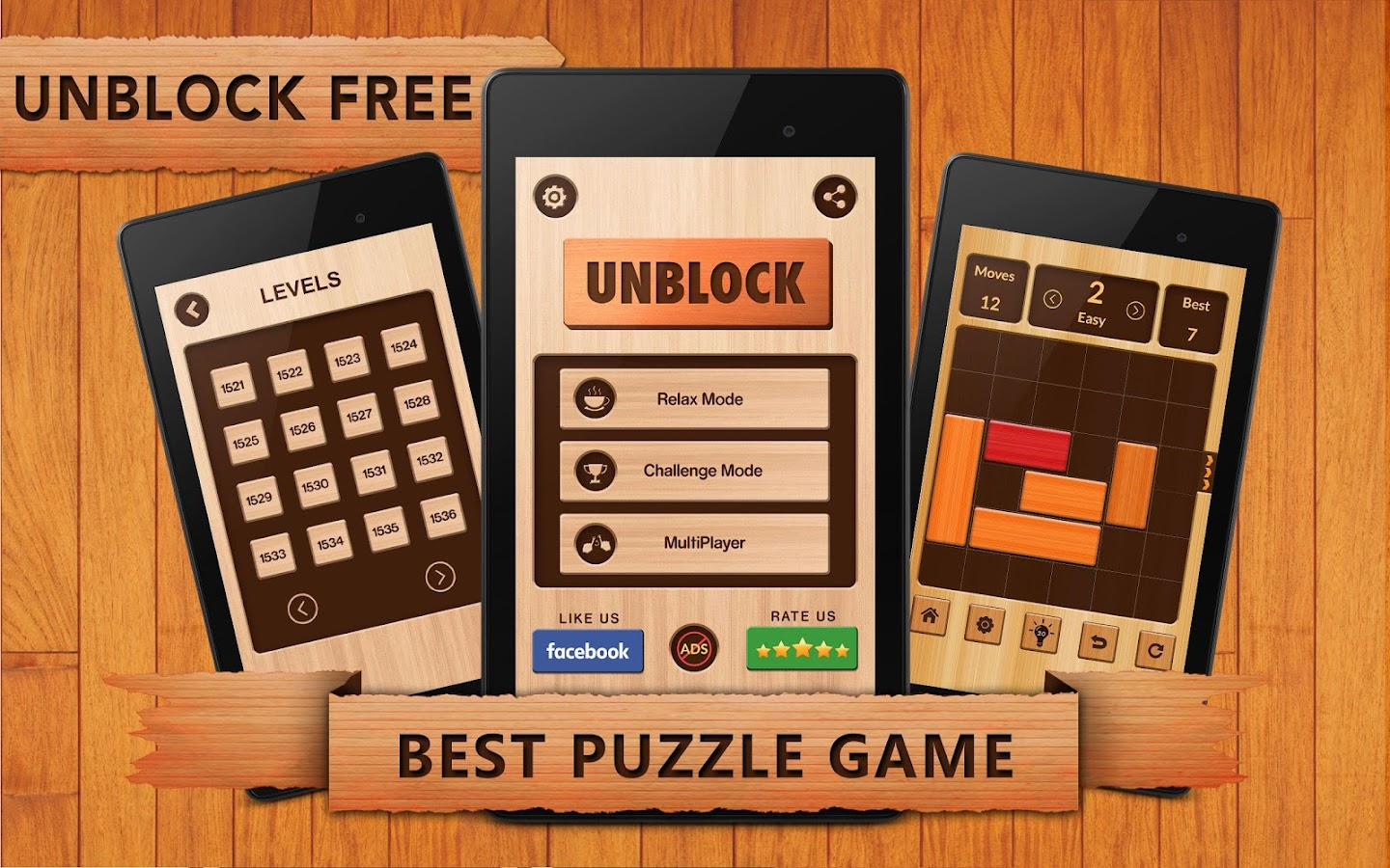 Unblock free best puzzle game android apps on google play