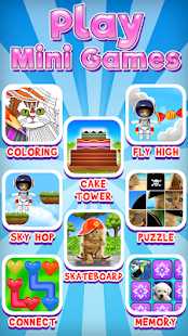App Talking baby cat. APK for Windows Phone
