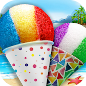Snow Cone Maker 2017 – Beach Party Food Games Android APK Download Free By KinderLab