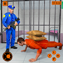 Grand Jail Prison Escape - Fighting Games 2021 icon