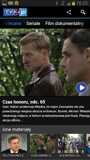 tvp.pl screenshot 1