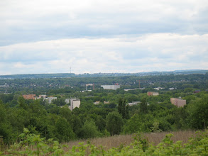 Photo: View from Halde Lanstrop