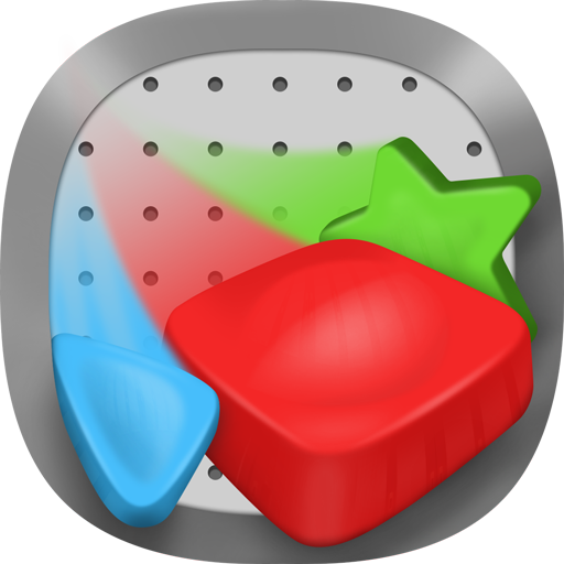 Mosaic Mania: Color and Shapes Icon