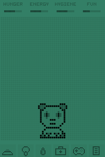Wildagotchi: Virtual Pet  screenshots 1