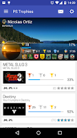Screenshot of PS Trophies Lite